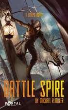 Battle Spire: A Crafting Litrpg Book