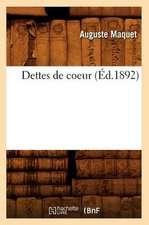 Dettes de Coeur (Ed.1892)
