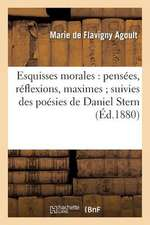Esquisses Morales