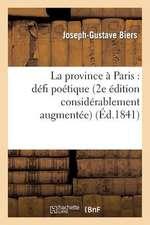 La Province a Paris