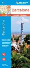 Michelin Barcelona Map No. 41