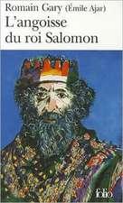 Angoisse Du Roi Salomon