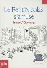 Petit Nicolas S Amuse:  Le Lion, La Sorciere Blanche Et L'Armoire Magique