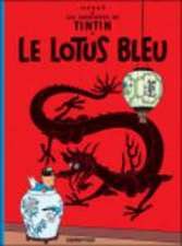 Les Aventures de Tintin. Le Lotus bleu