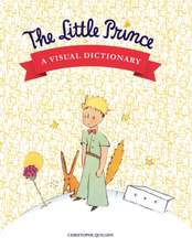 Little Prince: A Visual Dictionary