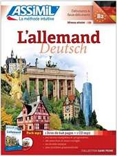 L'allemand  (Livre + CD MP3)