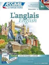 L'Anglais Pack (Book & 1 USB)