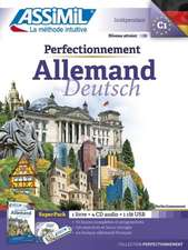 Perfectionnement Allemand Superpack (Book, 4CD audio + 1USB)