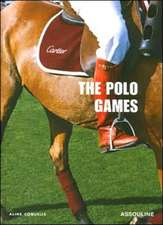 Cartier Polo Games