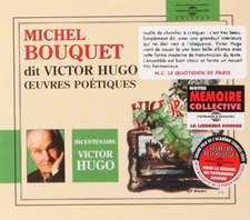 Michel Bouquet lit Victor Hugo