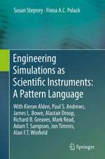 Engineering Simulations as Scientific Instruments: A Pattern Language