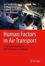 Human Factors in Air Transport