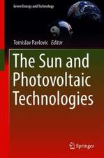 The Sun and Photovoltaic Technologies