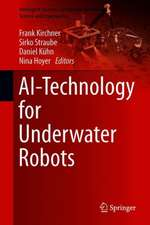 AI Technology for Underwater Robots
