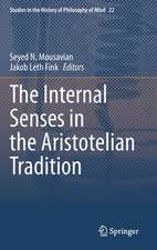 The Internal Senses in the Aristotelian Tradition