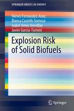 Explosion Risk of Solid Biofuels