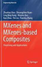 MXenes and MXenes-based Composites: Processing and Applications