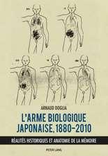 L'Arme Biologique Japonaise, 1880-2010:  Linguistische Optimierungsprinzipien Fuer Die Muendliche Mensch-Maschine-Interaktion