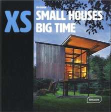 XS - Small Houses Big Time:  Round Shapes, Fluid Forms