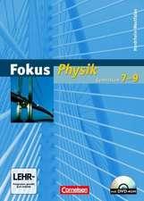Fokus Physik 7.-9. Schuljahr. Schülerbuch mit DVD-ROM. Gymnasium Nordrhein-Westfalen