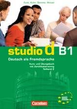 studio d Grundstufe. Teilband 2 des Gesamtbandes 3 (Einheit 6-10)