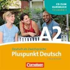 Pluspunkt Deutsch. Neue Ausgabe. Teilband 2 des Gesamtbandes 2 (Einheit 8-14)