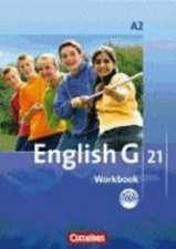 English G 21. Ausgabe A 2. Workbook mit Audios online