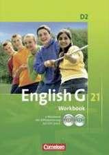 English G 21. Ausgabe D 2. Workbook mit CD-ROM (e-Workbook) und CD