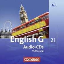 English G 21. Ausgabe A 3. Audio-CDs
