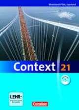 Context 21 Schülerbuch. Rheinland-Pfalz und Saarland