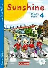 Sunshine 4. Jahrgangsstufe. Pupil's Book. Bayern