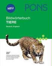 PONS Bildwörterbuch Tiere