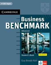 Business Benchmark Advanced Student's Book (BEC Higher edition) (Klett edition)