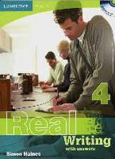 Real Writing 4. Edition with answers and Audio CD