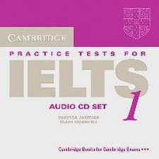 Cambridge Practice Tests for IELTS 1 / 2 CDs