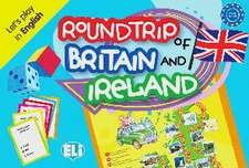 Roundtrip of Britain and Ireland