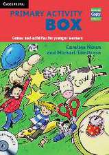 Primary Activity Box. Book and Audio CD