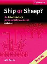 Ship or Sheep? 3rd Edition. Book and Audio CD-Pack