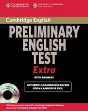 Cambridge Exams Extra: PET. Student's Book with answers and CD-ROM