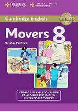 Young Learners English Test. Student's Book. Movers 8
