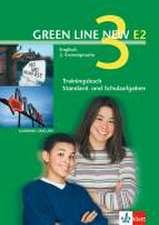 Green Line New E2 3. Trainingsbuch Standard -und Schulaufgaben, Heft mit Audio-CD