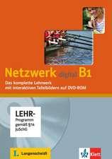 Netzwerk / Digitales Unterrichtspaket DVD-ROM B1
