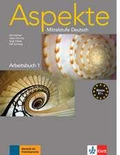 Aspekte 1 (B1+) - Arbeitsbuch