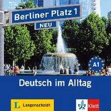 Berliner Platz 1 NEU 2 Audio-CDs zum Lehrbuchteil
