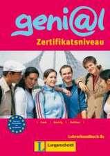 geni@l B1 Lehrerhandbuch