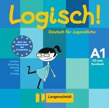Logisch! A1 - Audio-CD zum Kursbuch A1