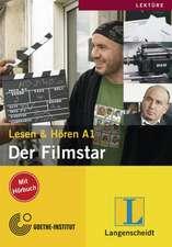 Der Filmstar - Buch mit Audio-CD