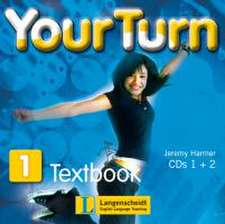 Your Turn 1. 5. Schulstufe. 2 Audio-CDs