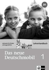 Das neue Deutschmobil 1. Lehrwerk für Kinder