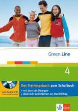 Green Line 4. Das Trainingsbuch